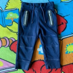 Toddler athletic pants